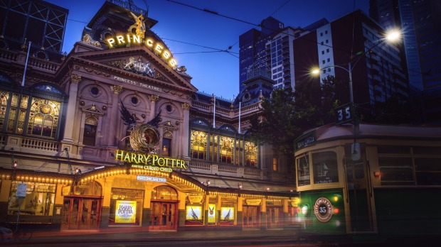 Restaurants near The Princess Theatre in Melbourne